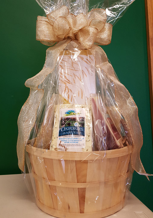 Custom Designed Gift Baskets Made to Order